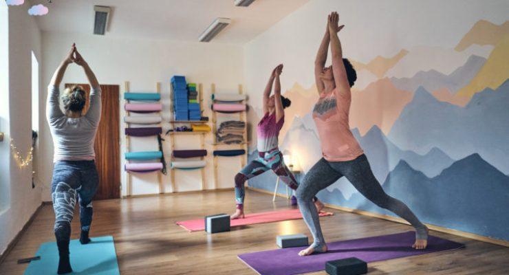 Ashtanga yoga vinyasa v Brně