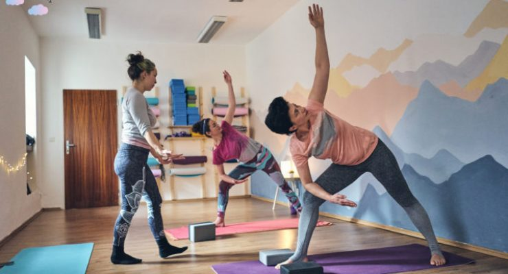 yoga v neděli